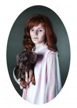 Алена / серия с домашними животными