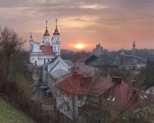 Ноябрь в Витебске / утром