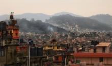 муравейник 3 / серия Непал окраина столицы Непала город Катманду
