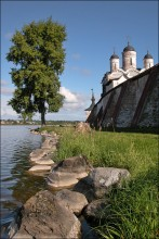 Свое, родное, близкое... / Кирилло - Белозерский монастырь