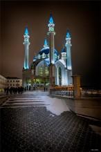 / Мечеть на территории Казанского Кремля