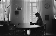 """ almost 1 o'clock... peace "" / "" almost 1 o'clock... peace "" Belsky_2014  Rolley_film Agfa Superpan-200 type120 (6x9sm)  Camera Moskva-5 (Film_6x9sm) backlight."