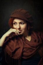 Без названия / модель Екатерина