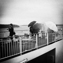 Под зонтом / подзонтом пятница