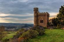 """Башня Магдала / Рен ле Шато, Франция. Специально для поклонников Дэна Брауна и его """"Код да Винчи"""""""