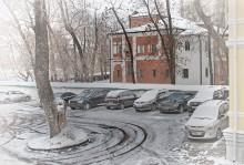 Московский дворик / ***