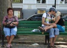 А мама рядом... / Лето, Одесса