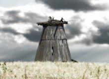 Старая мельница / Где-то на границе Беларуси и России