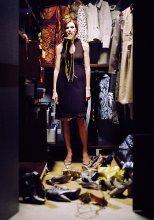 обувная фея / в шкафу......хм,  размером с мою кухню
