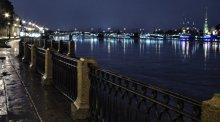 зимняя вечерняя / 20 января 2008г. вот такая нынче зима :) и крещенские дожди :)