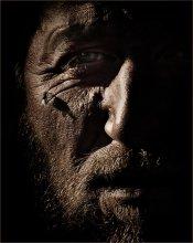 Портрет пастуха Вано из Абхазии... / ну вот такая немножко по другому хрень получилась - чё скажете. Обработочка спорная конечно...