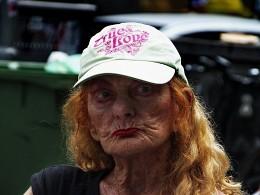 Эльжбета / Ей 87..Приехала из Польши..Прошла Освенцим..Пережила трёх мужей...