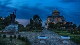 Вечерняя / Владимирский собор, Херсонес, Севастополь