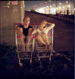 Катя и Лейтланд / СПБ 2014