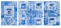 [ОКНА] *триптих / подробнее рассмотреть можно у меня в ЖЖ http://artgapan.livejournal.com/501738.html