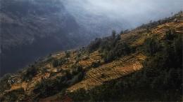 / серия непал-горы