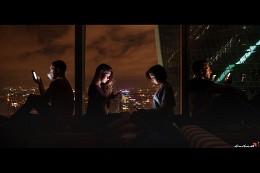 На злобу времени / Жаркие дискуссии холодными вечерами на 43 этаже