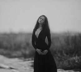 Без названия / Модель: Елена Журавлева