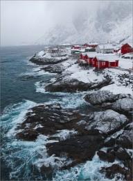 В суровых условиях / Норвегия Рейне