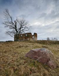 Руины... / д.Ивашковичи, Зельвенский район, Гродненская область
