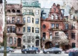 *Boston* / Фотоимпрессионизм