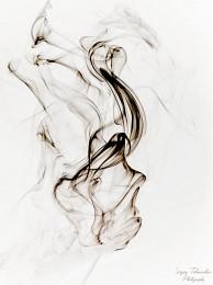 Женский профиль, а что видишь ты? / По мимо капель люблю фотографировать дым. Из старенького...
