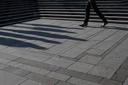 Пятничный переход / Московские тени