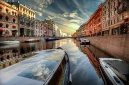 Мойка.. / Санкт-Петербург