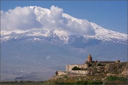 Хор Вирап и Арарат... / Армения, монастырь Хор Вирап