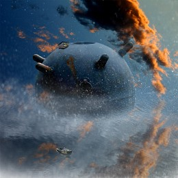 Рыбалка на закате... / Работа сделана из моих фотографий отснятых в разных местах и разное время... Сводилось в PS CC..
