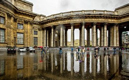 Когда идёт дождь. / Санкт Петербург.Май 2015г.