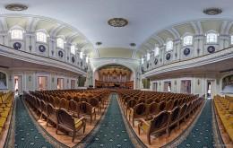 The Moscow Conservatory / The Moscow Conservatory