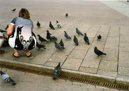 какие-то птицы. / про птиц.