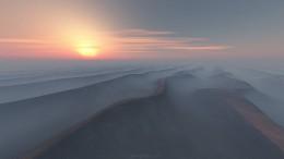 Дюны / 3D-графика