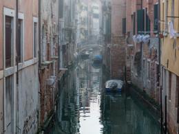 Непарадная Венеция / вдали от туристических маршрутов