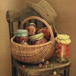 С помидорками.... / ......................