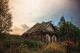 Без названия / заброшенный дом