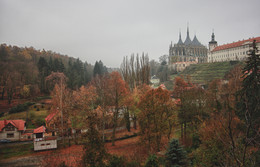 Собор Святой Варвары / Кутна-Гора, Чехия
