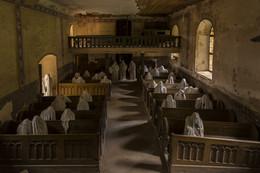 Лукова. Церковь Святого Георгия. / Чехия.