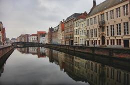 Брюгге / Бельгия, февраль 2015