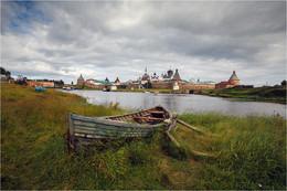 / Соловецкий монастырь август 2015г