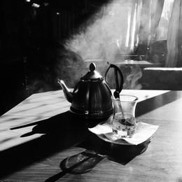 Tea time / Tea and smoke...