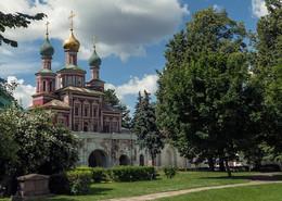Новодевичий монастырь / ***