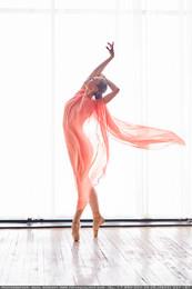 "The beauty of ballet / ""Театр балета"" ДК Добрынина Модель: Полина Кочерина  Балетмейстер: Гордиенко А.А. Фото: Михаил Семенов"