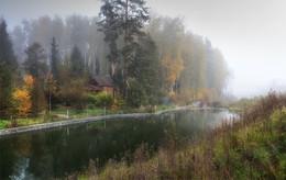 дом у воды / московская область солослово