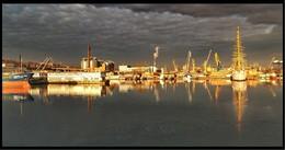Одесса. Утро в Практической гавани / Одесское утро