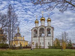 Никольский монастырь / Переславль-Залесский