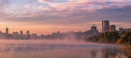Розовый рассвет / Первые утренние заморозки, Донецк, три дня назад... http://www.youtube.com/watch?v=fe38LEw6_WE