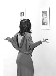 """Зарисовки с выставки / 16 октября в Москве открылась выставка лучшей фотографии в стиле ню культового, в этом жанре, фотохудожника Владимира Архипова, который представит зрителю не только совершенно непохожие на его стилистику работы, но и два коллекционных альбома """"The Best of Nudes""""."""