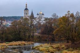 Осенний Боровск / Боровский Свято-Пафнутьев монастырь